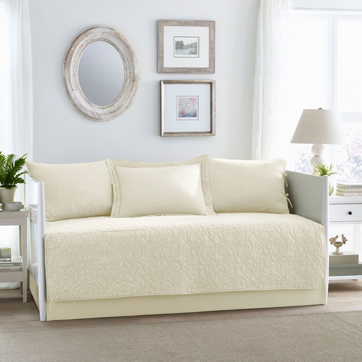 laura ashley lifestyles felicity 5piece daybed set