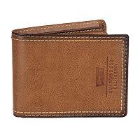 Men's Levi's® Slimfold Extra-Capacity Wallet