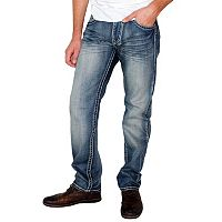 Men's Earl Jean Straight-Fit Denim Jeans