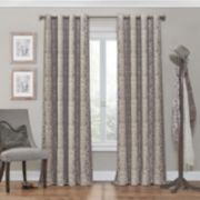 eclipse Nadya Thermalayer Blackout Textured Window Curtain