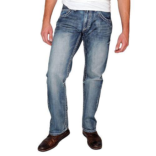 Men's Earl Jean Relaxed-Fit Denim Jeans