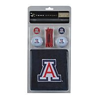 Team Effort Arizona Wildcats Golf Gift Set