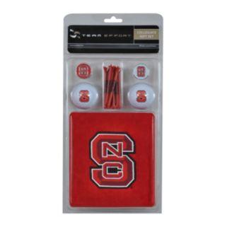 Team Effort North Carolina State Wolfpack Golf Gift Set