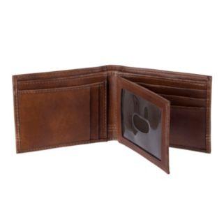 Men's Croft & Barrow® Slimfold Extra-Capacity Wallet