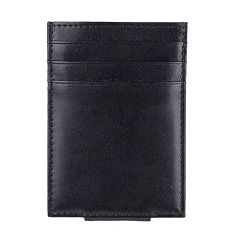 Men's Croft & Barrow® Slim Magnetic Front-Pocket Wallet