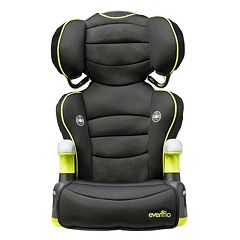 Evenflo Big Kid Amp Naperville 2-in-1 High-Back Booster Car Seat