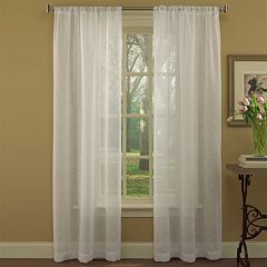 Laura Ashley 2-pack Diane Window Curtains
