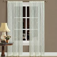 Laura Ashley 2-pack Audrey Window Curtains