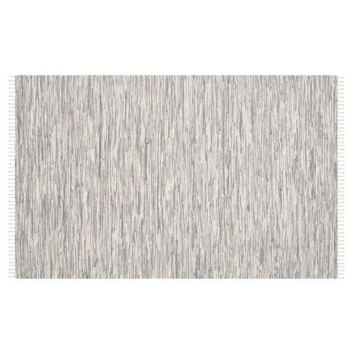 Safavieh Montauk Berkeley Handcrafted Flatweave Striped Rug
