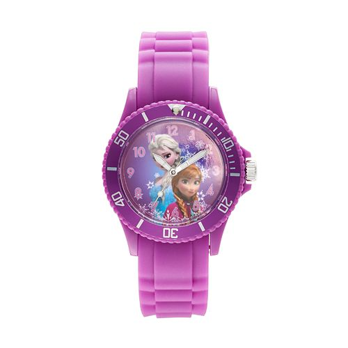 Disney's Frozen Anna & Elsa Women's Watch
