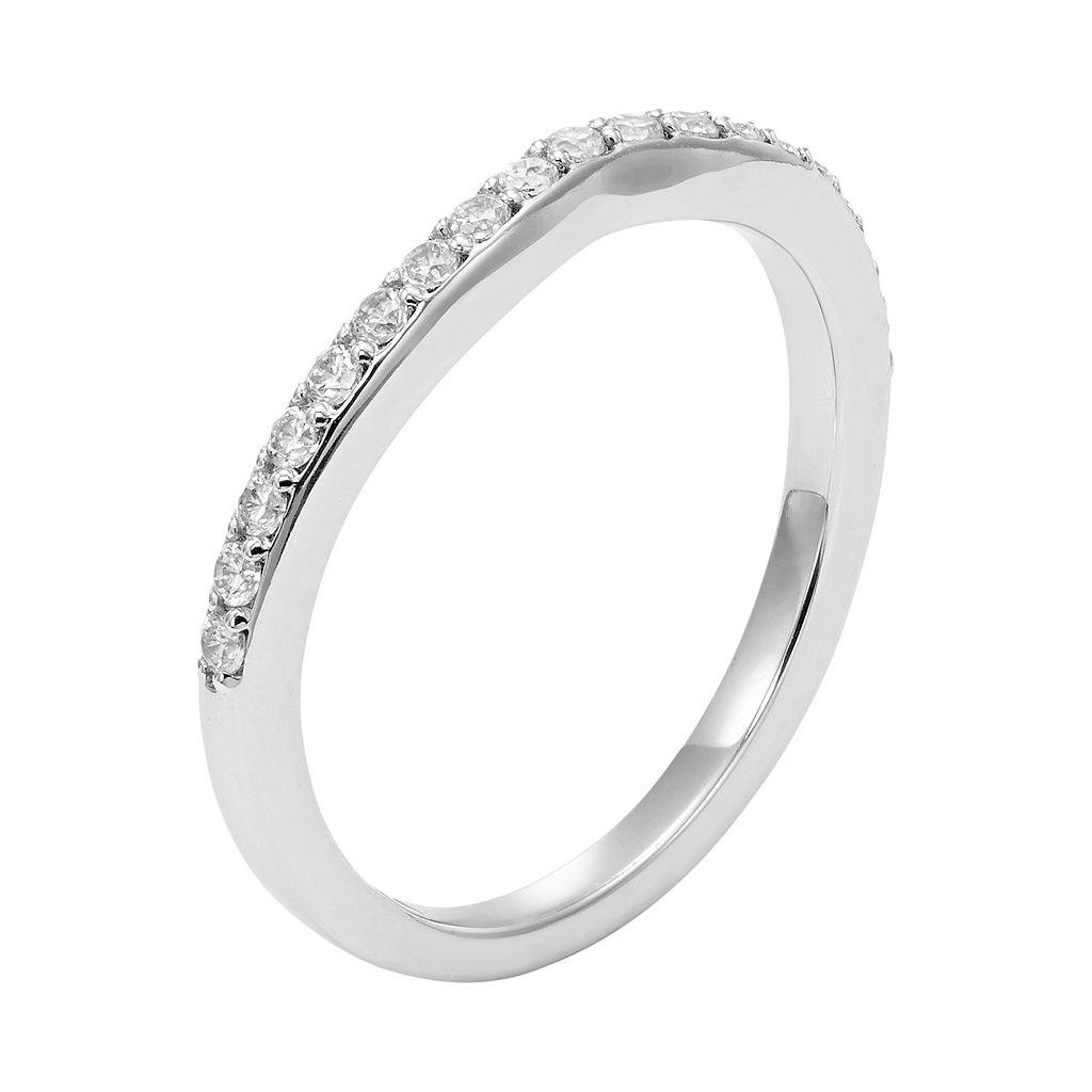 LOVE 360 14k Gold 1/4 Carat T.W. Diamond Wedding Ring