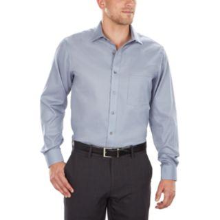 Men's Van Heusen Flex Collar Regular-Fit Pincord Dress Shirt