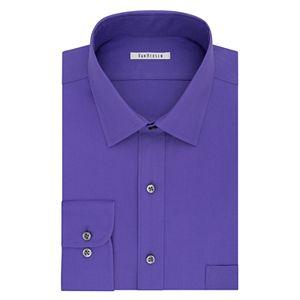 Men 39 s opposuits slim fit solid suit tie collection for Van heusen men s regular fit pincord dress shirt