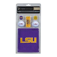 Team Effort LSU Tigers Golf Gift Set