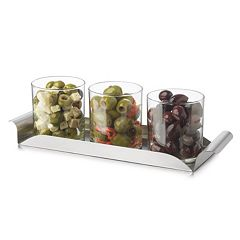 Libbey Modern Bar 4-pc. Condiment Set