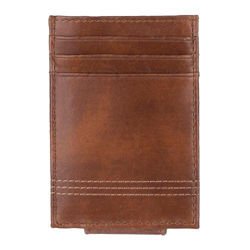 Men's Croft & Barrow® Magnetic Front-Pocket Wallet