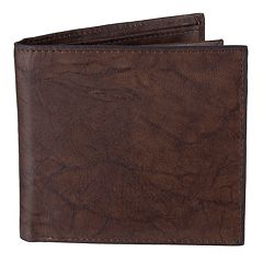 Men's Croft & Barrow® Extra-Capacity Hipster Wallet