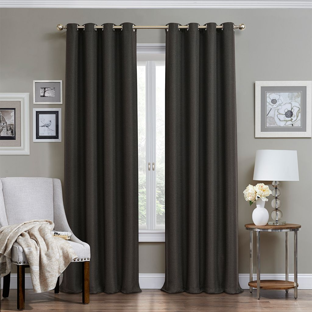 eclipse Wyndham Thermaweave Blackout Curtain