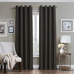eclipse Wyndham Thermaweave Blackout Window Curtain
