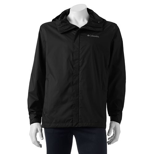 Big & Tall Columbia Storm Clash Waterproof Breathable Rain Jacket