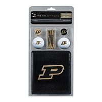 Team Effort Purdue Boilermakers Golf Gift Set