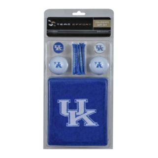 Team Effort Kentucky Wildcats Golf Gift Set