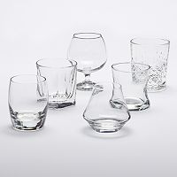 Libbey 6-pc. Cocktail Glass Set