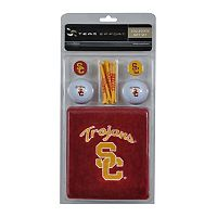 Team Effort USC Trojans Golf Gift Set