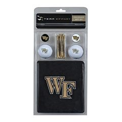 Team Effort Wake Forest Demon Deacons Golf Gift Set