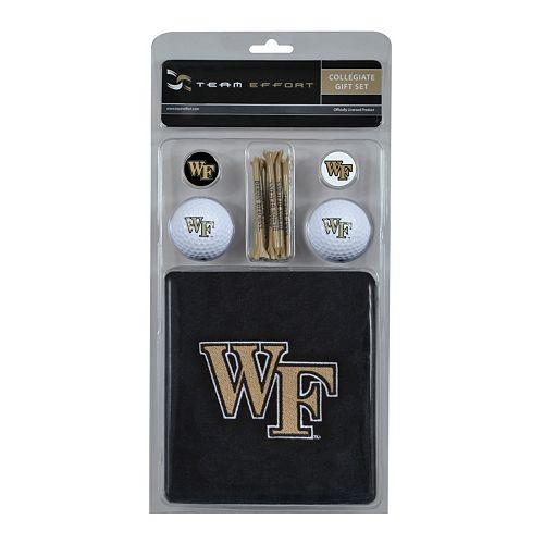 Team Effort Wake Forest Demon Deacons Golf Gift Set