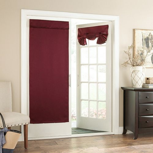 Eclipse Thermaweave Blackout 1 Panel Tricia Door Panel Curtain