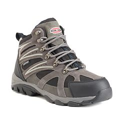 Iron Age Surveyor Men's Waterproof Steel-Toe Hiking Boots