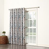 Sun Zero Asbury Patio Door Curtain - 100'' x 84''