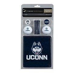 Team Effort UConn Huskies Golf Gift Set