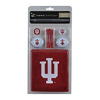 Team Effort Indiana Hoosiers Golf Gift Set