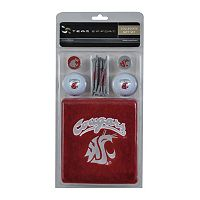 Team Effort Washington State Cougars Golf Gift Set