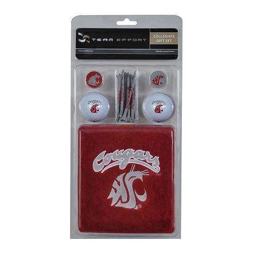 Team Effort Washington State Cougars Golf Gift Set