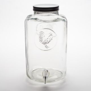 Libbey Rooster 1.9-Gallon Beverage Dispenser