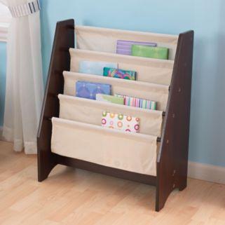 KidKraft Espresso Sling Bookshelf