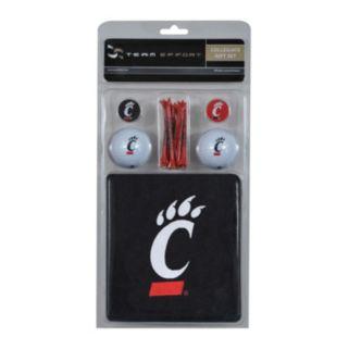 Team Effort Cincinnati Bearcats Golf Gift Set
