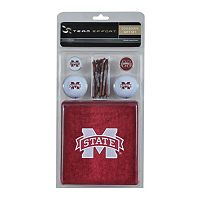 Team Effort Mississippi State Bulldogs Golf Gift Set