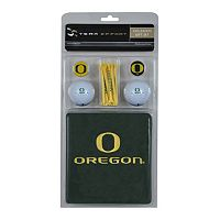 Team Effort Oregon Ducks Golf Gift Set