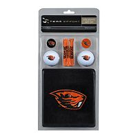 Team Effort Oregon State Beavers Golf Gift Set