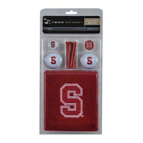 Team Effort Stanford Cardinal Golf Gift Set
