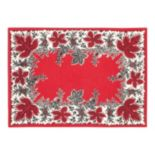 KAF HOME Botanique Holiday 4-pc. Placemat Set