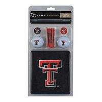 Team Effort Texas Tech Red Raiders Golf Gift Set