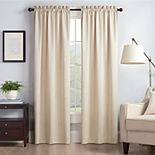 Eclipse Canova Light-Filtering Window Curtain