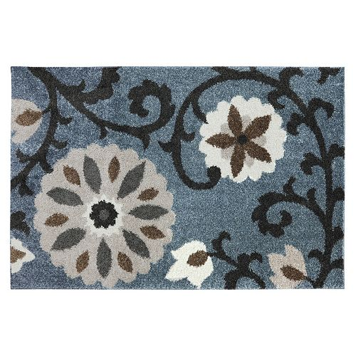 Mohawk® Home Augusta Hazelhurst Floral Shag Rug