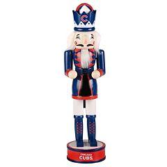 Chicago Cubs Nutcracker