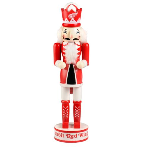 Detroit Red Wings Nutcracker